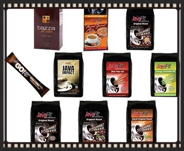 Coffees from Youngevity